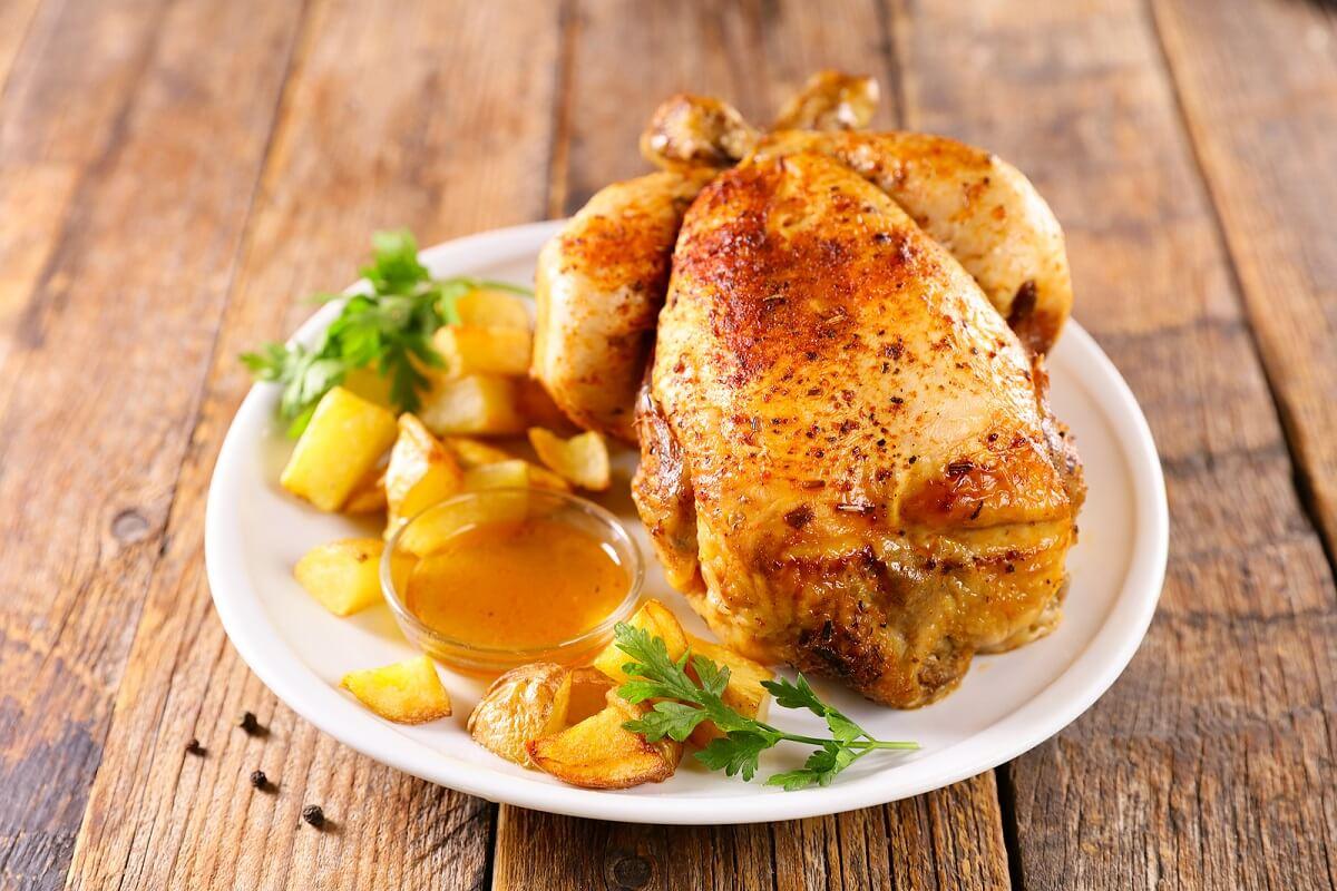 Пищевая ценность курицы на гриле