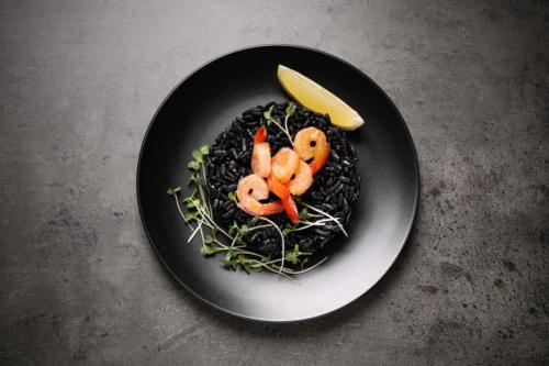 Receta para preparar risotto negro