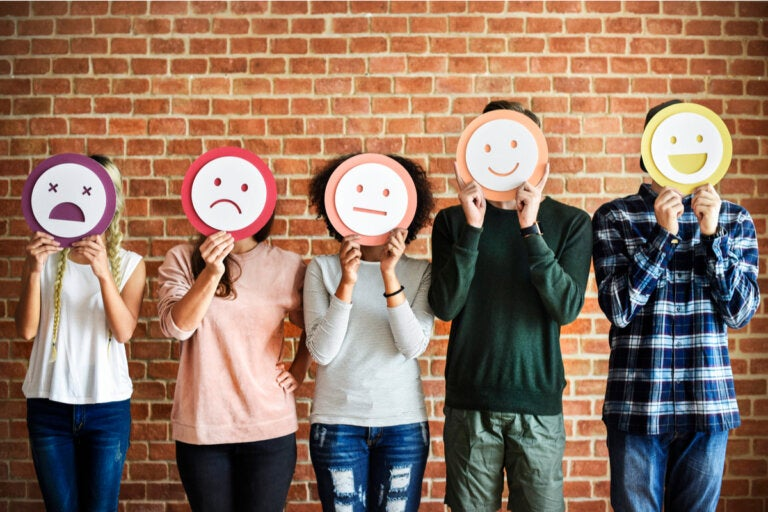 ¿Qué son las emociones primarias?