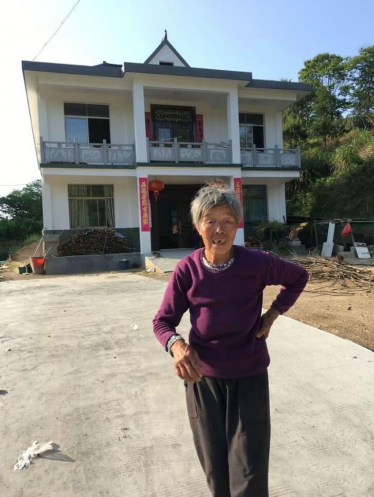 La nueva casa de Hu