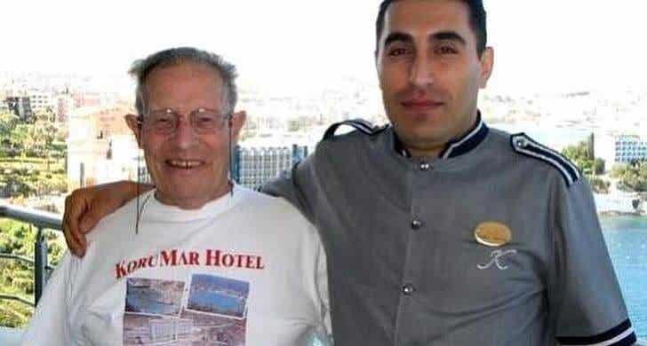 Turista dejó millonaria herencia al botones de un hotel, no tendrá que trabajar nunca más