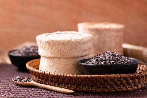 Arroz glutinoso: características, preparación y receta