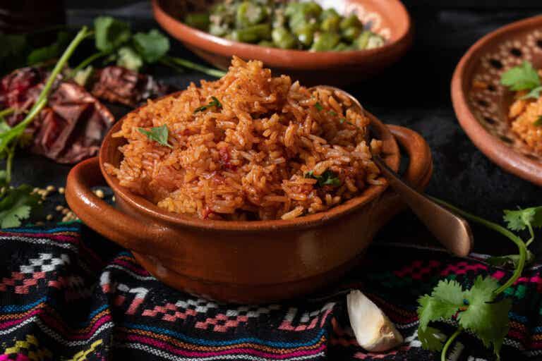 Receta de arroz mexicano: fácil y deliciosa