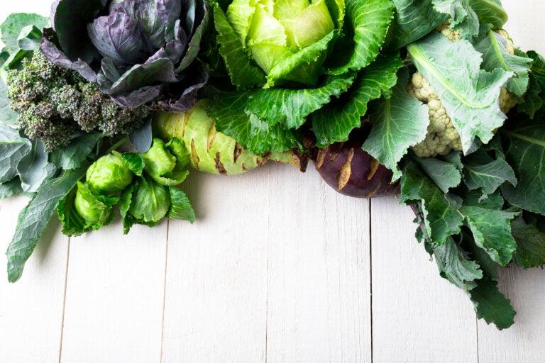 9 variedades de coles para usar en la cocina