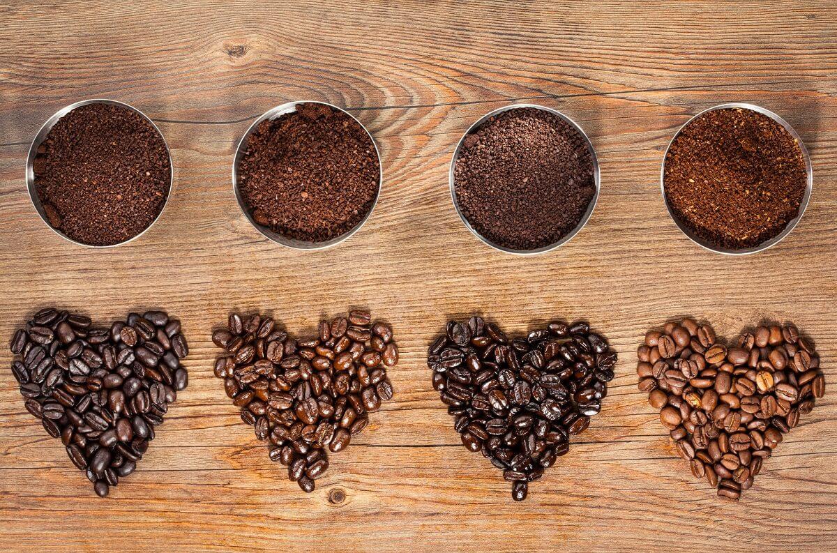 Principais usos da cafeína
