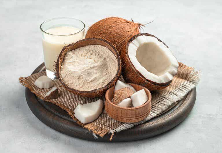 4 recetas recomendadas usando harina de coco