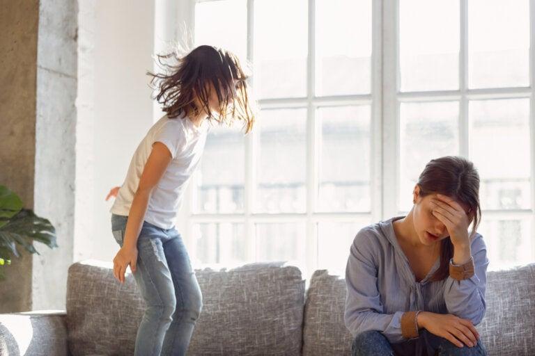 Principales problemas de conducta en niños con TDAH