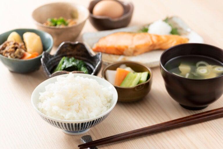 ¿En qué consiste la dieta asiática?