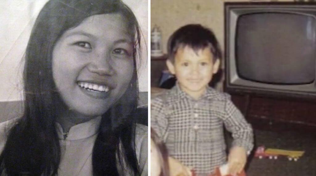 Le quitaron un hijo de los brazos al nacer, se reunió con él después de 48 años