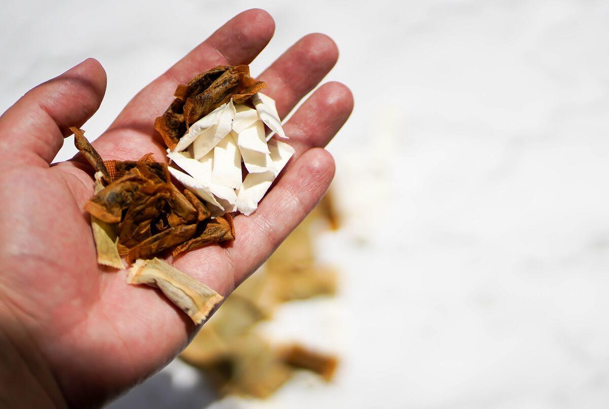Distintas formas de consumir tabaco sin hum