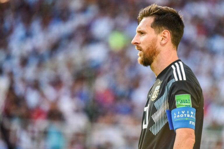 Preocupante lesión de Messi: esto indica el parte médico