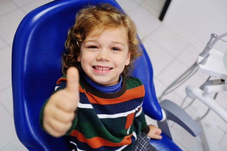 ¿Cómo identificar un buen dentista infantil?