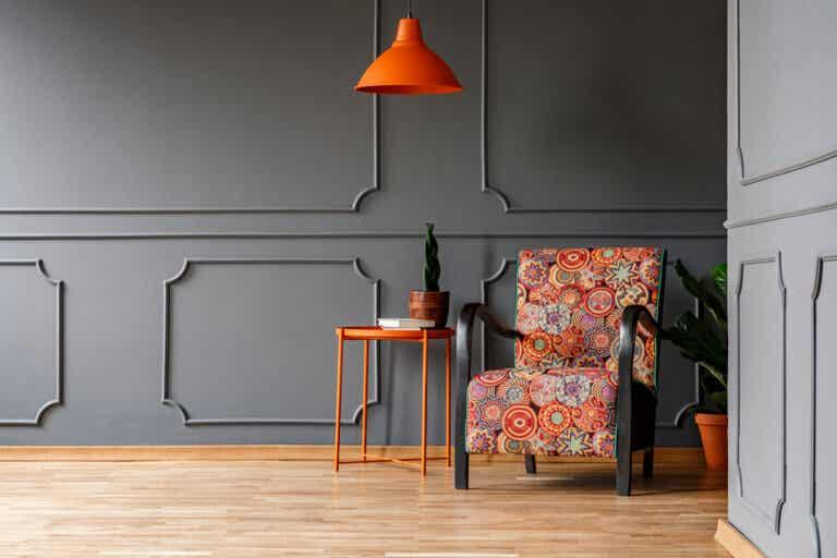 4 consejos para decorar paredes grises