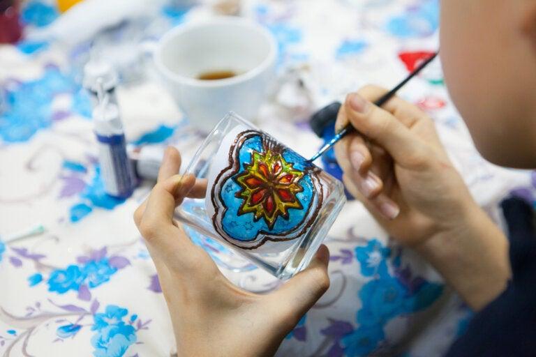 Pintar sobre vidrio: todo lo que debes saber