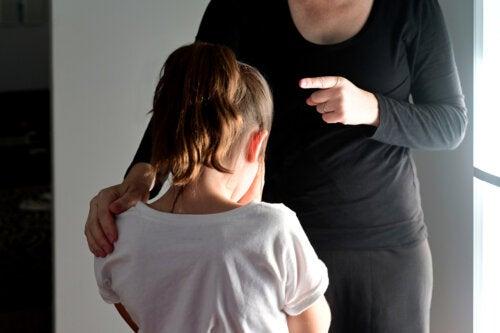 Consecuencias de decir mentiras a los niños