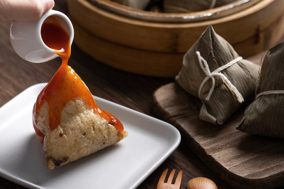 ¿Cómo preparar el arroz glutinoso?