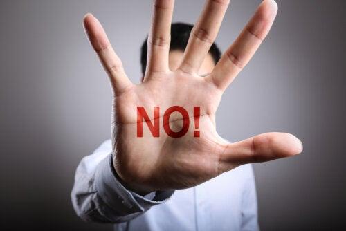 """Valiosa habilidad social: aprender a decir """"NO"""""""