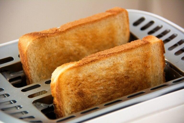 ¿Cómo limpiar correctamente una tostadora? 5 consejos útiles