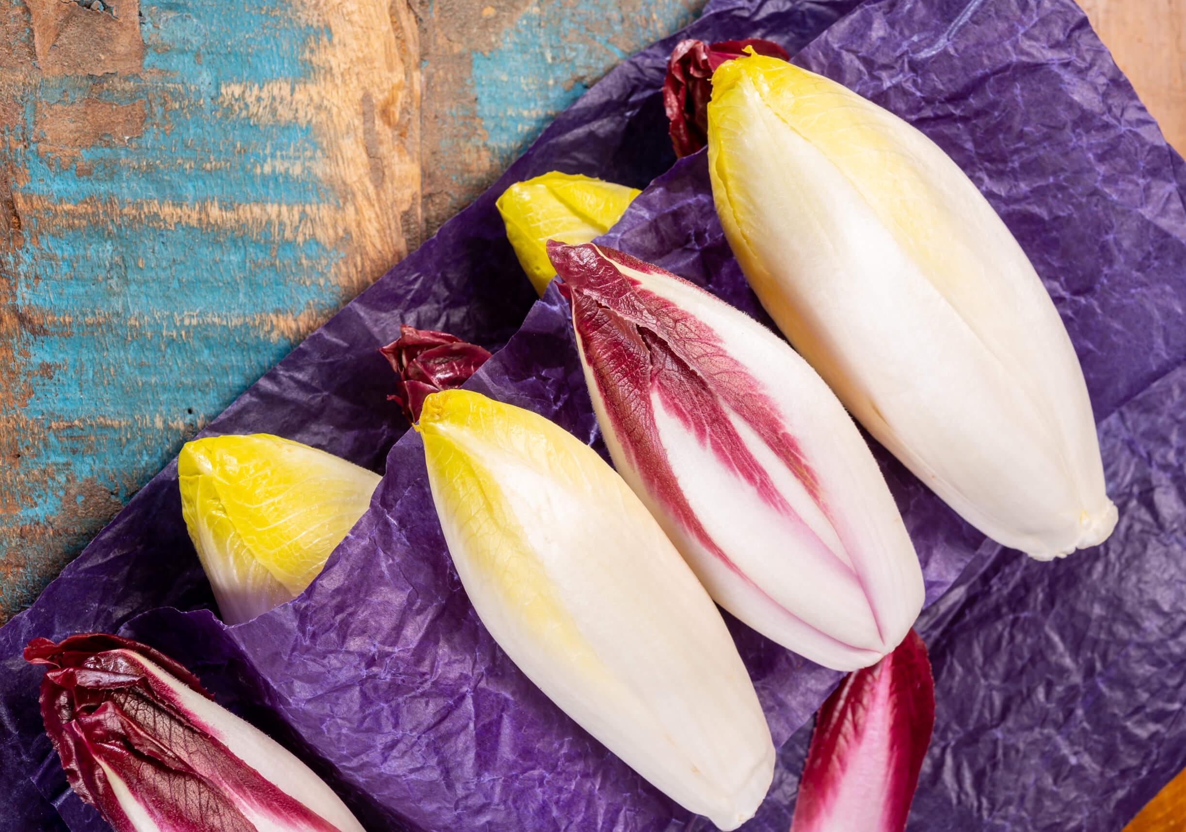 ¿Qué es la endivia? Nutrición, propiedades y cómo se cocina