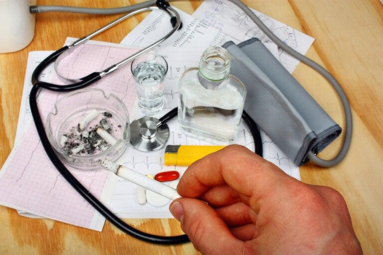 Enfermedad pulmonar obstructiva crónica y alcohol: ¿existe relación?
