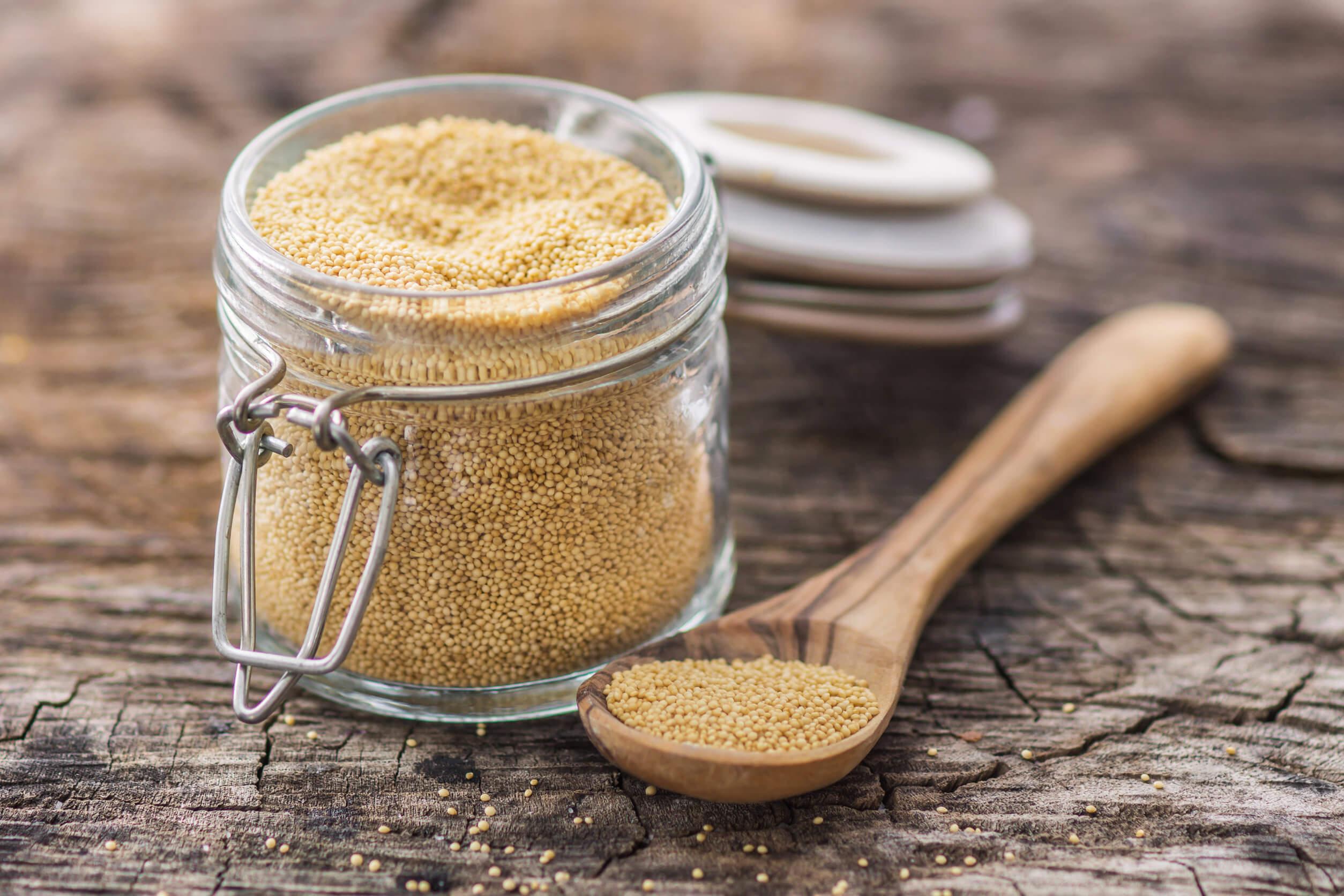 3 recetas para usar el amaranto en la cocina