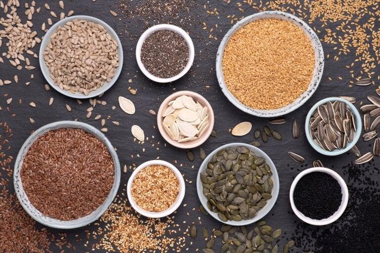 Ciclo de semillas: en qué consiste y cuáles son sus beneficios