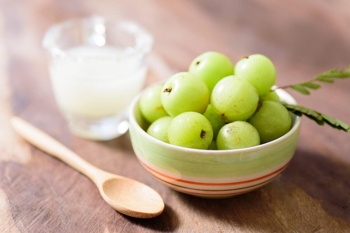 Amla: nutrientes, usos y beneficios