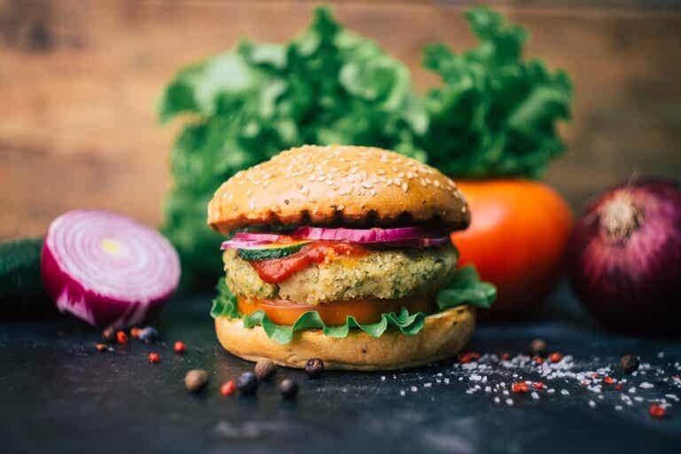 Hamburguesas de aguacate y quinoa: deliciosa receta