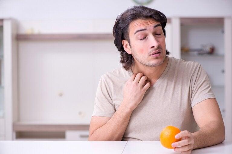 Síndrome de alergia oral: causas, síntomas y prevención