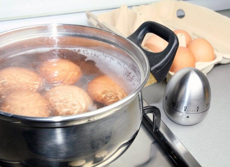 ¿Cómo pasteurizar huevos en casa?