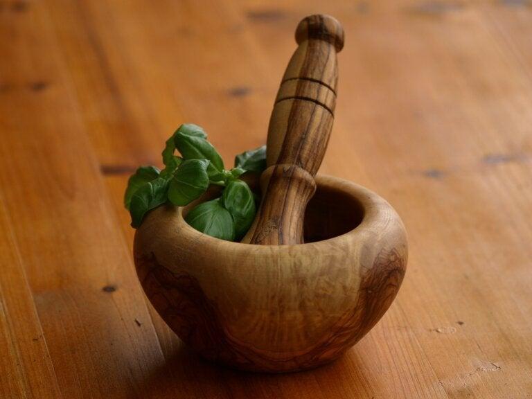 Mortero de cocina: usos, características y recetas