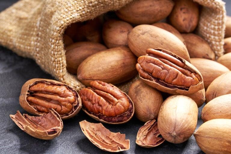 Nueces pecanas: nutrición, beneficios y cómo incluir en la dieta