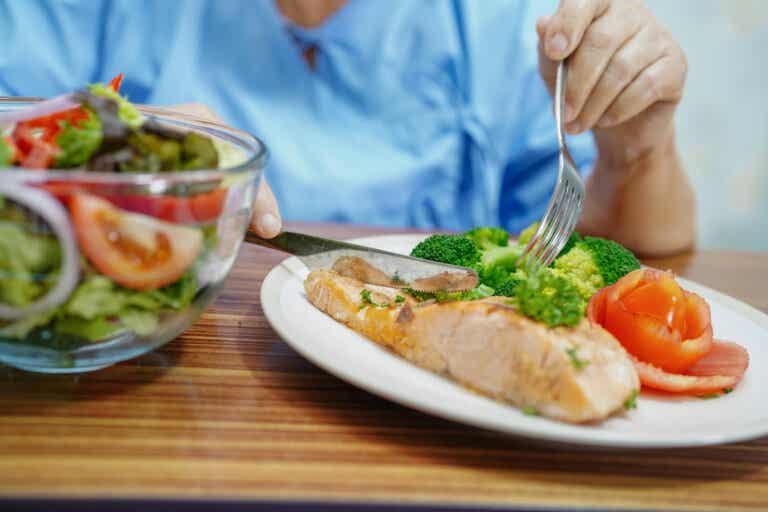 Dieta y nutrición recomendada para pacientes con hepatitis