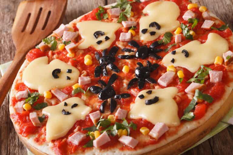 3 recetas divertidas para hacer en Halloween con los niños