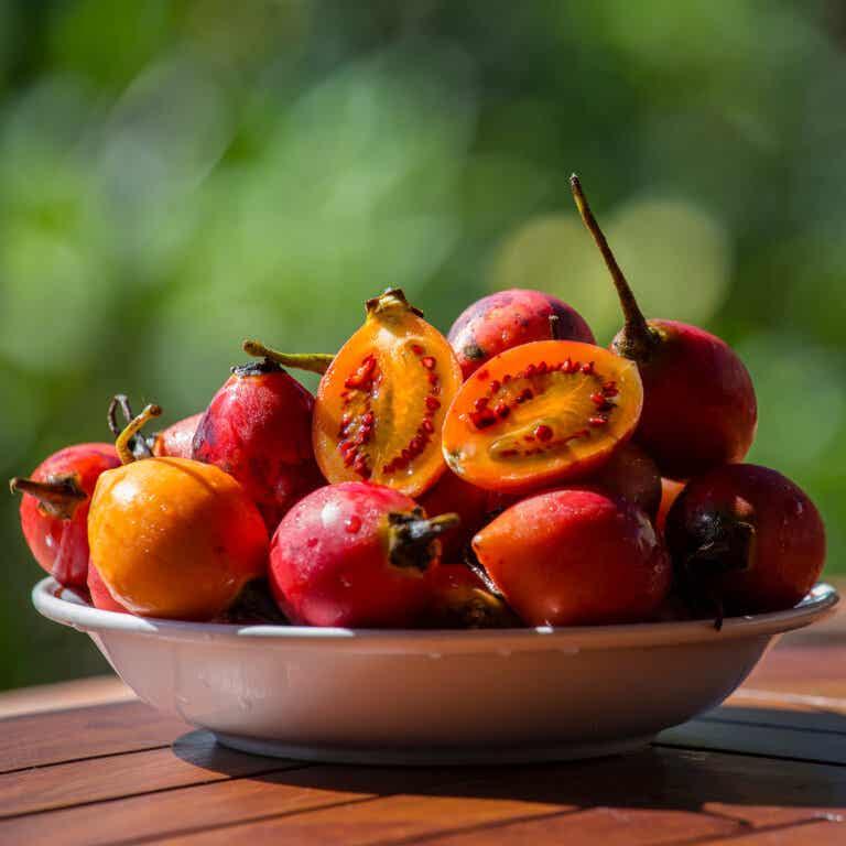 6 beneficios del tomate de árbol